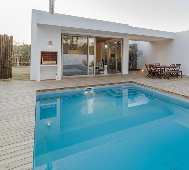 Rénovation de piscine près de Podensac