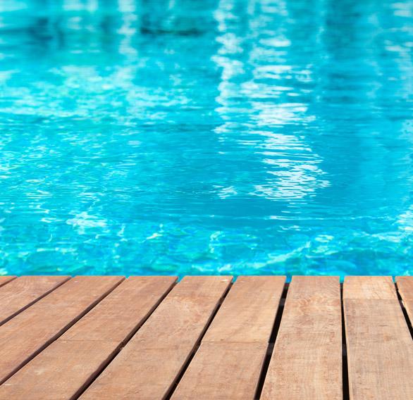 Traitement de piscine près de Langon