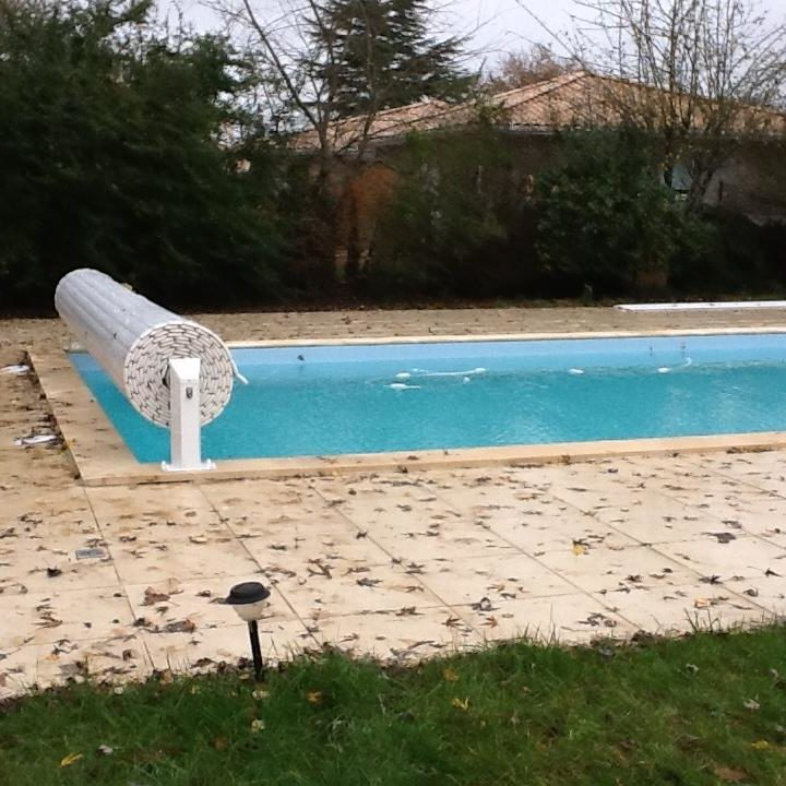 Construction de piscine enterrée à Langon